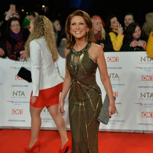 Bonnie Langford helps families of knife crime victim s