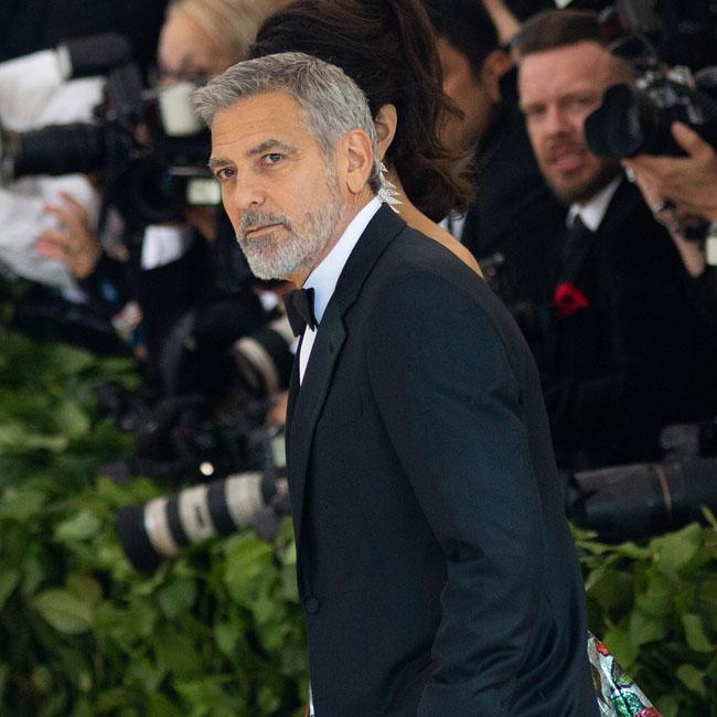 George Clooney defends Duchess of Sussex