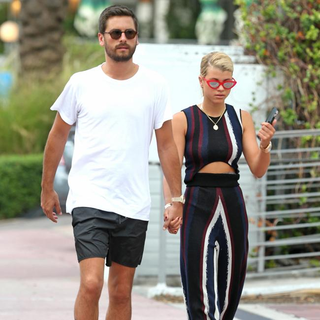Sofia Richie is a 'very private' person