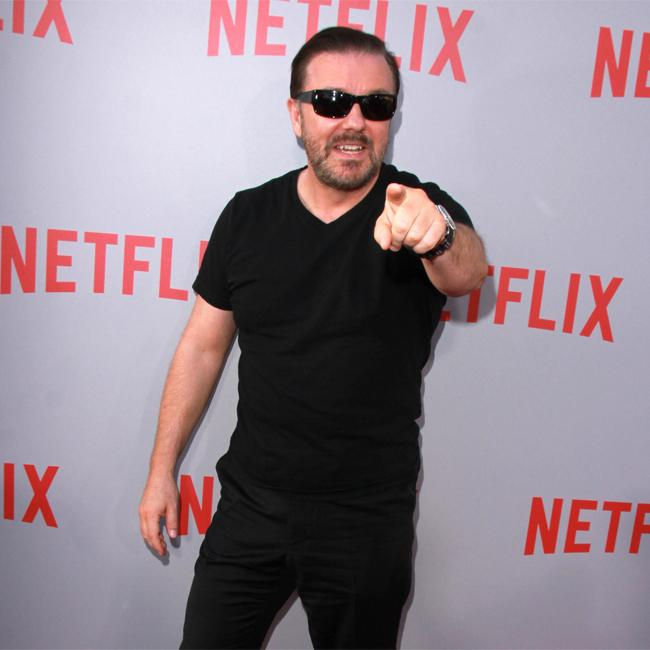 Ricky Gervais feels stung by criticism
