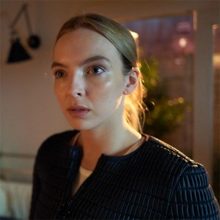 Jodie Comer almost choked to death eating pasta on Killing Eve set