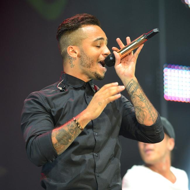 Aston Merrygold's baby boy will be his best man