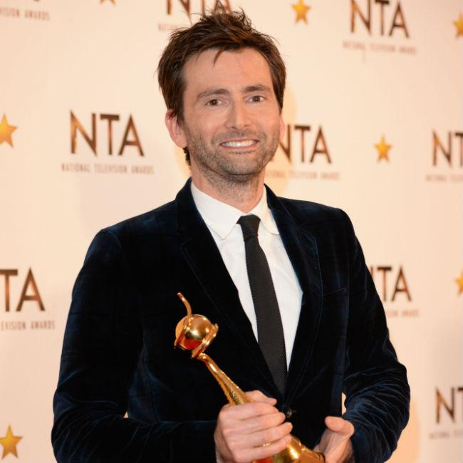 David Tennant had therapy over Doctor Who fame