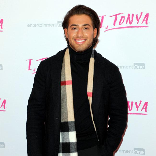 Kem Cetinay reveals Dancing On Ice anxiety