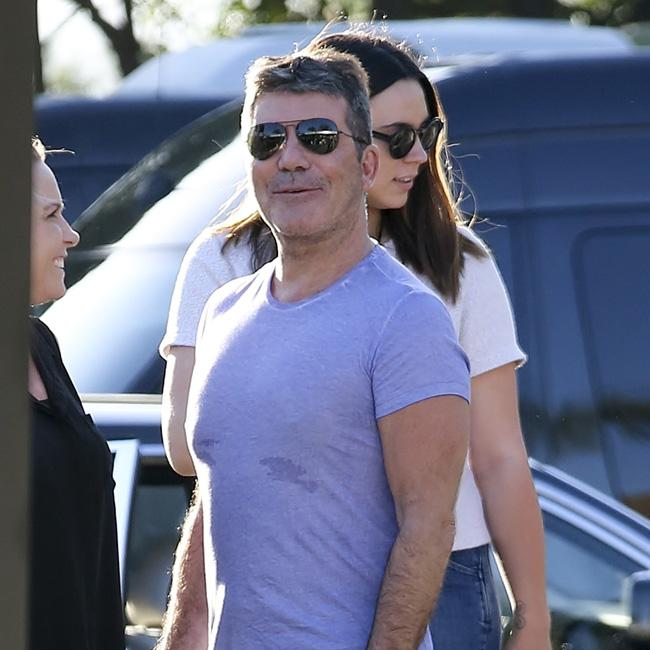 Simon Cowell cries over dog on Britain's Got Talent