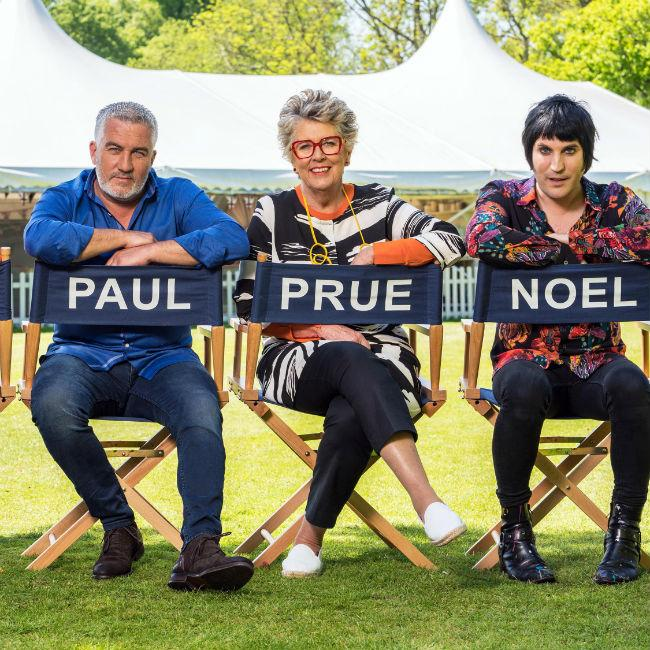 The Great Stand Up To Cancer Bake Off special to air in March