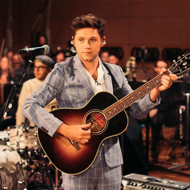 Niall releases new Flicker LP featuring The RTÉ Concert Orchestra