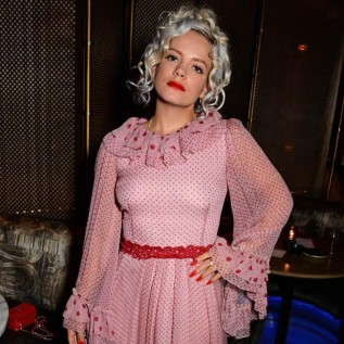 Lily Allen: No-one wants to go out with me