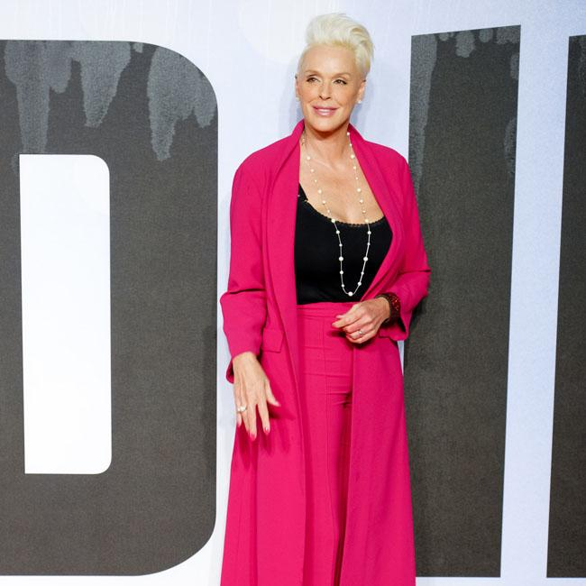 Brigitte Nielsen likens giving birth to winning the lottery
