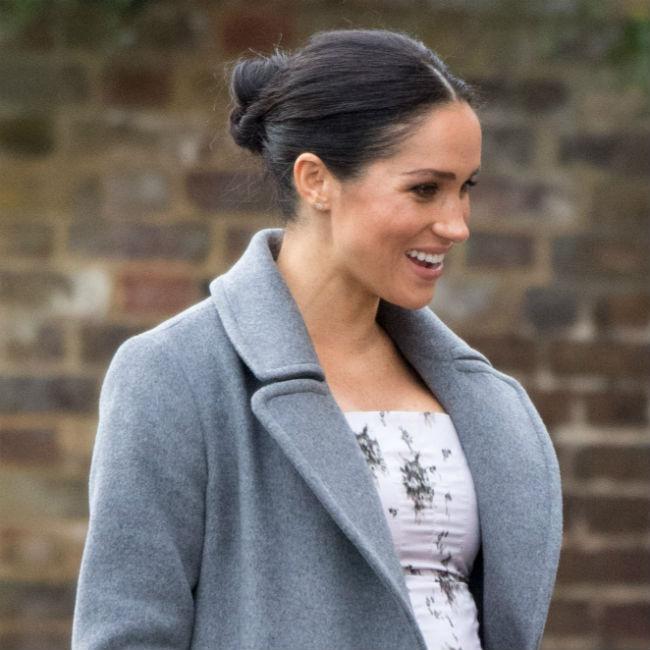 Duchess Meghan 'flies home on Clooneys' $43m private jet'