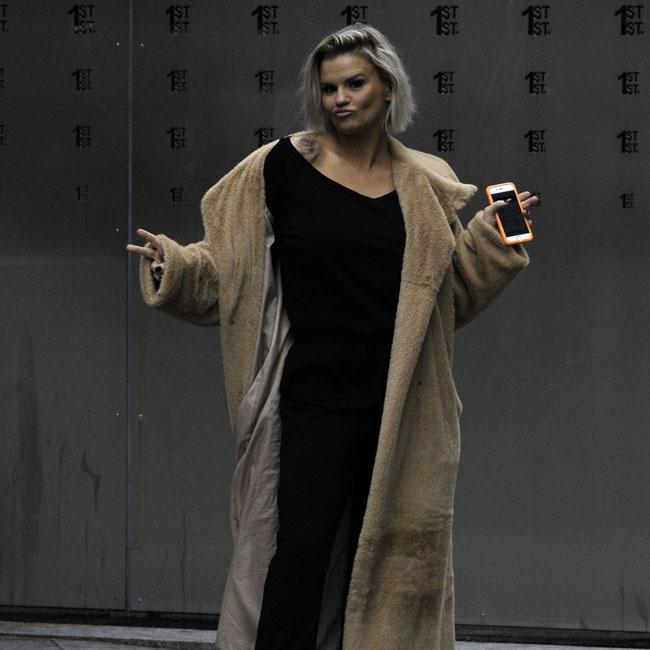 Kerry Katona wants to find Mr. Right as she has now learnt to 'love herself'