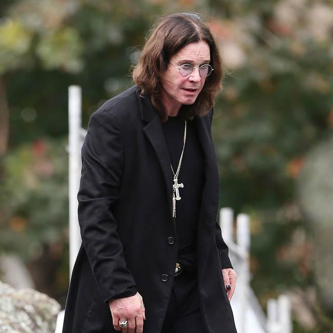 Ozzy Osbourne was in intensive care