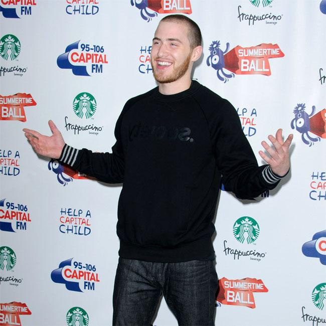 Mike Posner stays silent to preserve voice