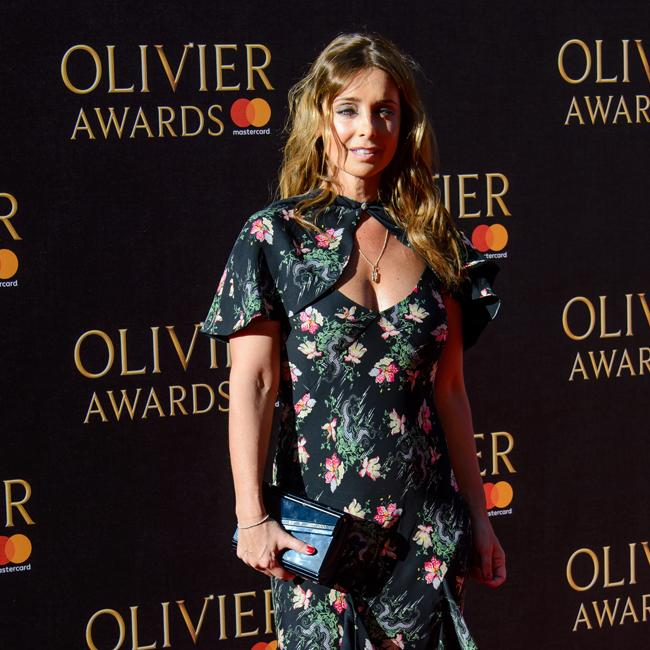 Louise Redknapp praised 'best friend' Jamie