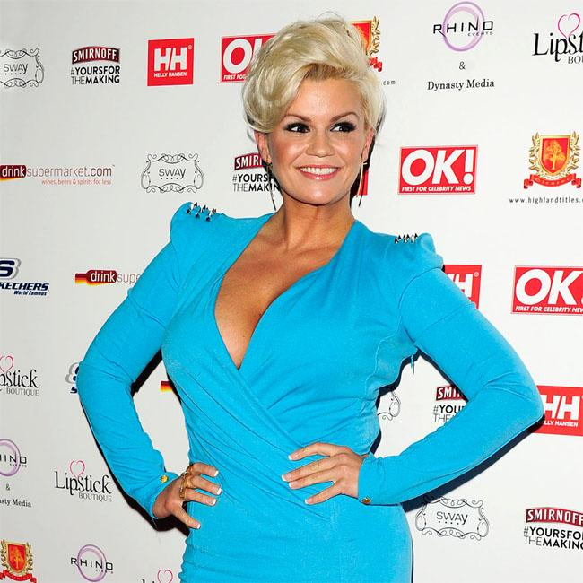 Kerry Katona impressed Will Smith with 'massive breasts'