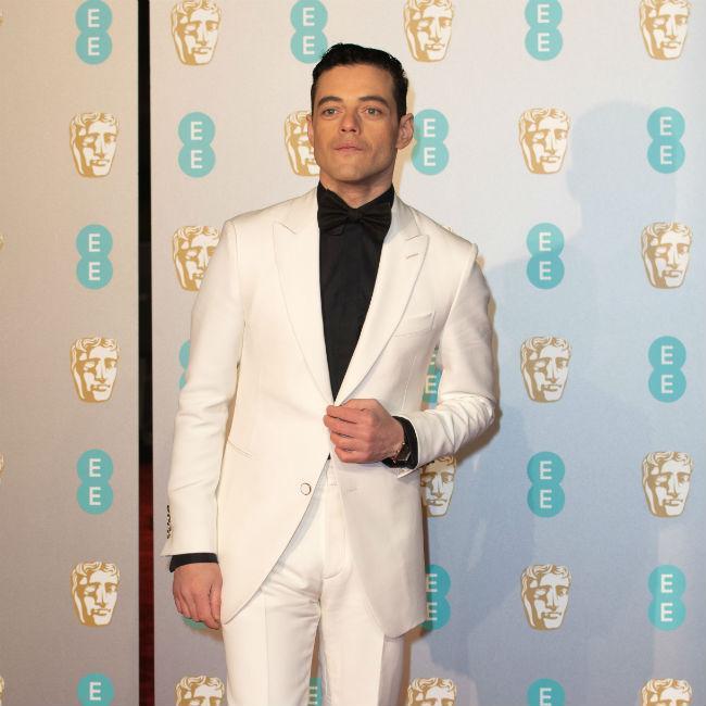 Rami Malek wins Leading Actor