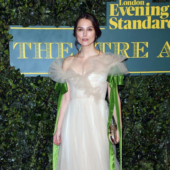 Keira Knightley 'struggled' with criticism