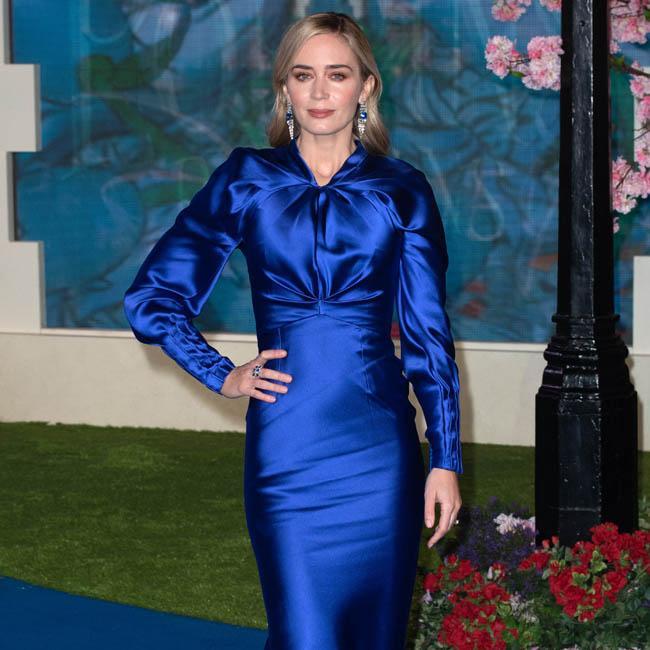 Emily Blunt's awards snub