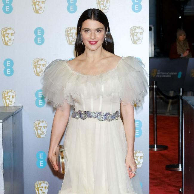 Rachel Weisz will keep her BAFTA 'somewhere private'