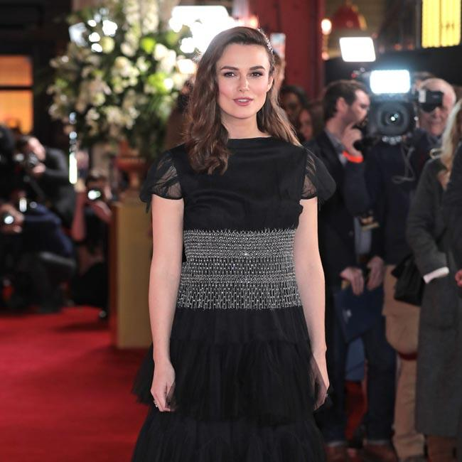Keira Knightley: 'I fight against likeability on screen'
