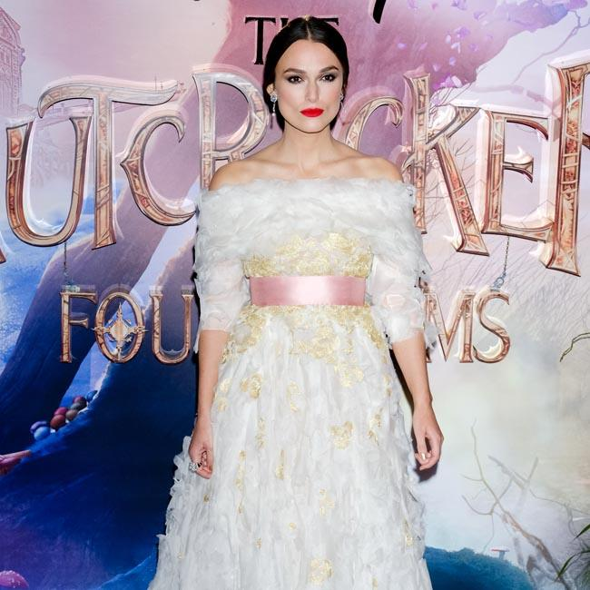 Keira Knightley: I hate being told to relax