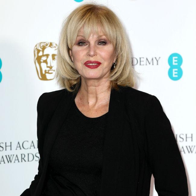 Joanna Lumley recalls awards show nerves