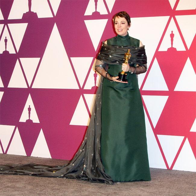 David Mitchell praises Olivia Colman for 'amazing' Oscar win