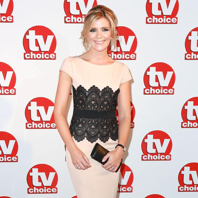 Jane Danson leaves Dancing on Ice
