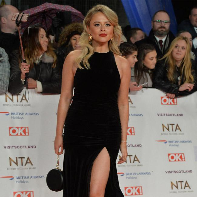 Emily Atack reached low point before jungle