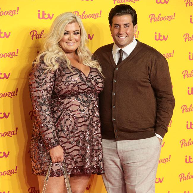 Gemma Collins says James Argent wants to get married before they have a baby
