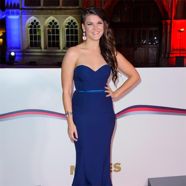 Saara Aalto still has headache after Dancing on Ice smash