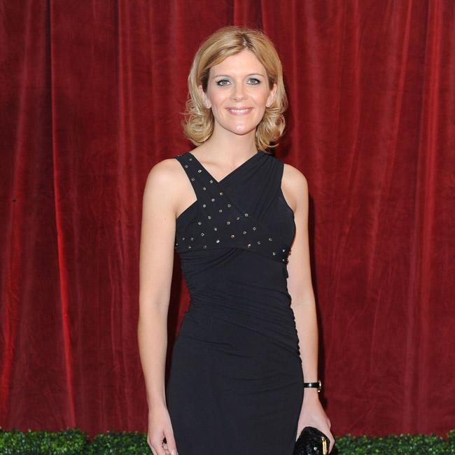 Jane Danson thanks Sylvain Longchambon following faint