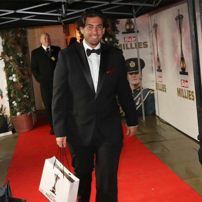 James Argent makes weight loss pledge