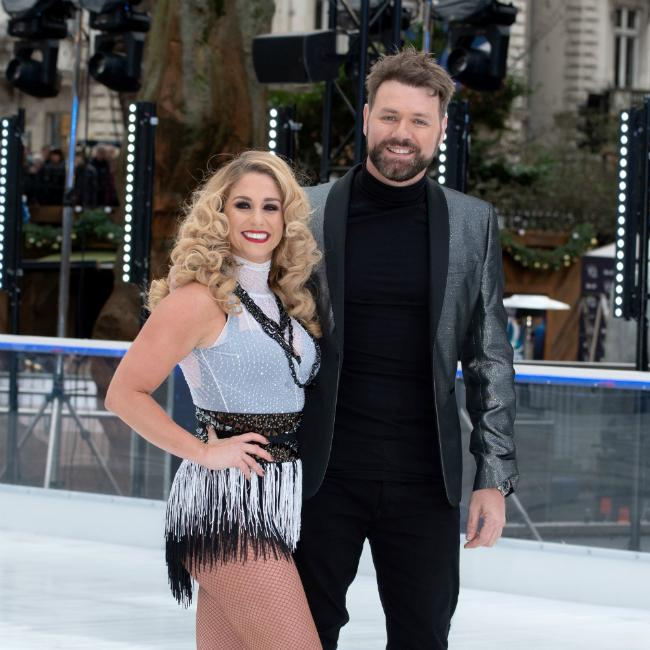 Brian McFadden 'in doubt for Dancing on Ice show'