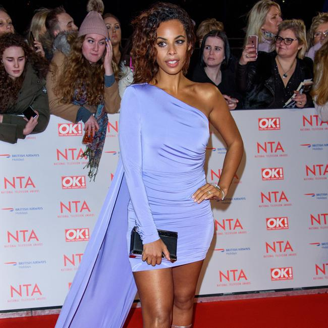 Rochelle Humes felt 'pressure' over her looks