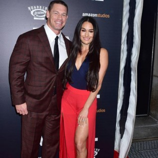 Nikki Bella is 'grateful' for John Cena