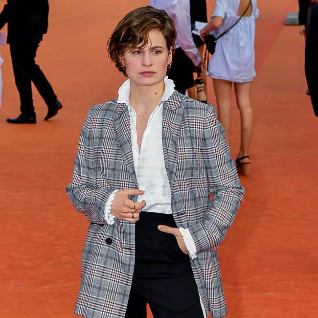 Christine + The Queens thinks music is becoming more progressive