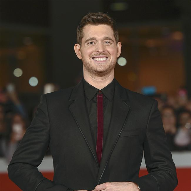Michael Buble treats fans like family