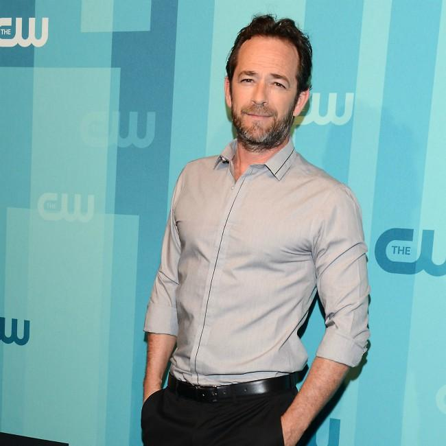 Luke Perry's ashes scattered