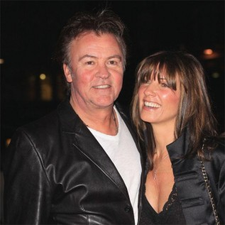 Paul Young says touring has helped him cope with grief for late wife