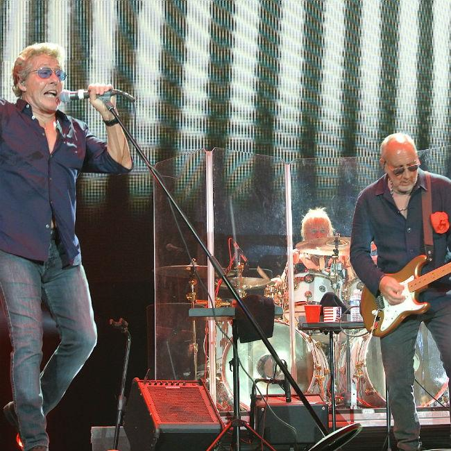 The Who tackle fishing and MeToo on 'current' new album