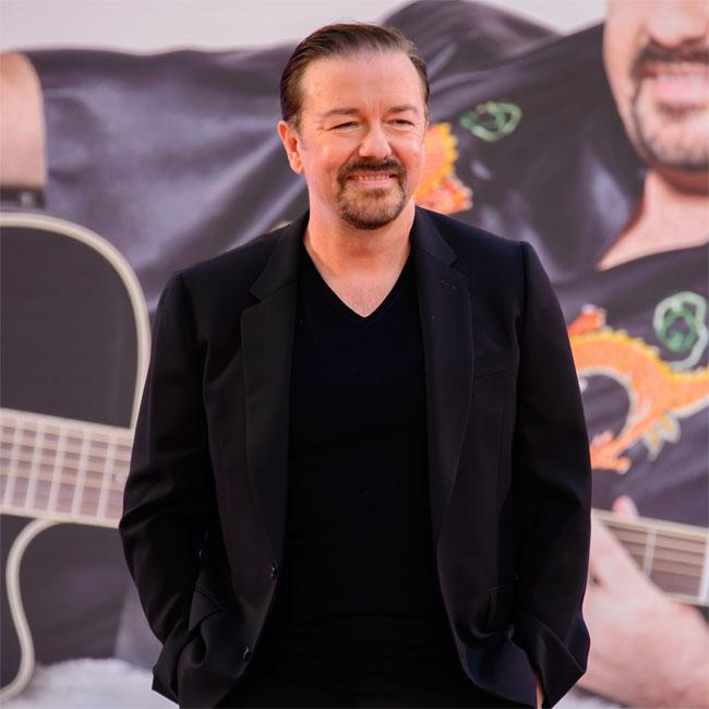 Ricky Gervais couldn't have been successful comic in his 20s