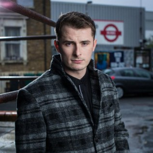 Max Bowden acted with Steve McFadden in pantomime