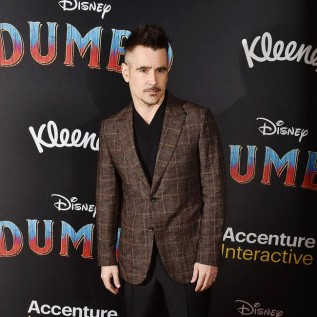 Colin Farrell loved exploring Dumbo sets once everyone else had left