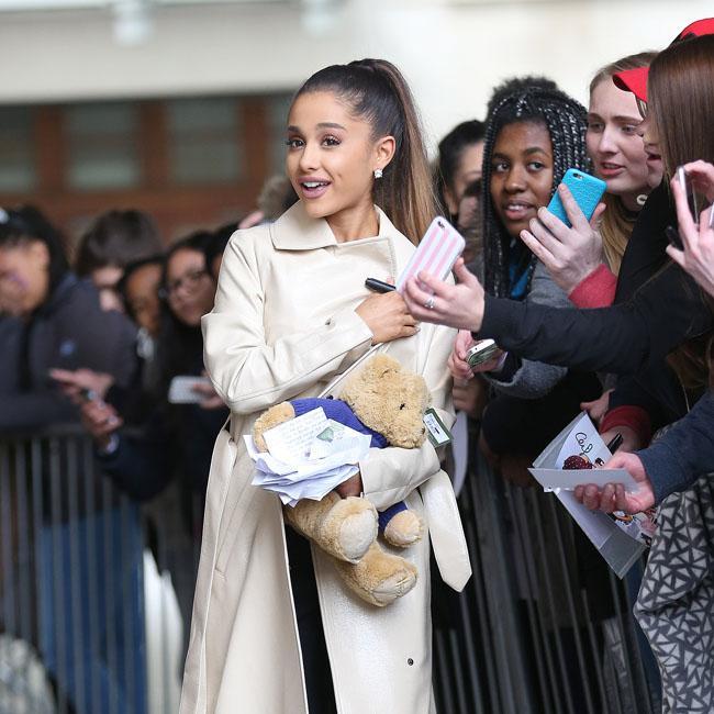 Ariana Grande leads iHeartRadio Music Award winners