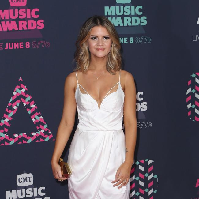 Maren Morris scared to be around guns