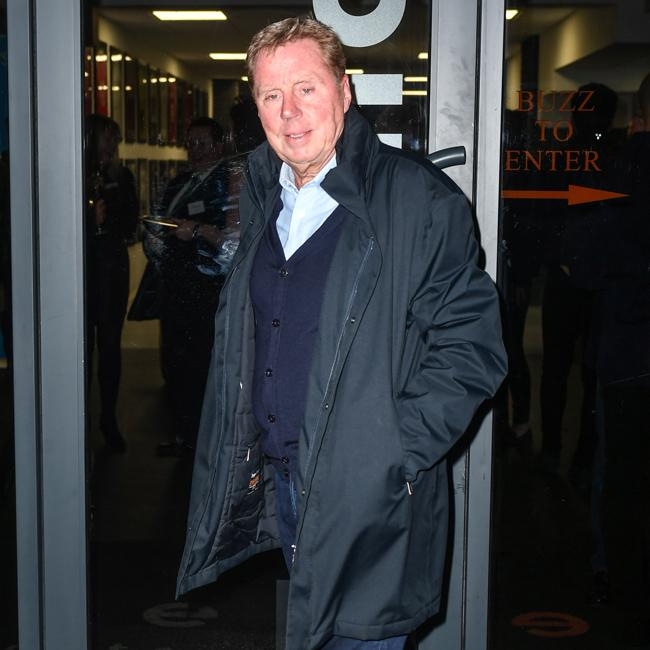 Harry Redknapp to star on new ITV series Hard to Please OAPS