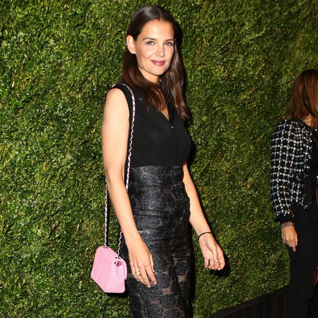 Katie Holmes' 'incredible' refugee experience