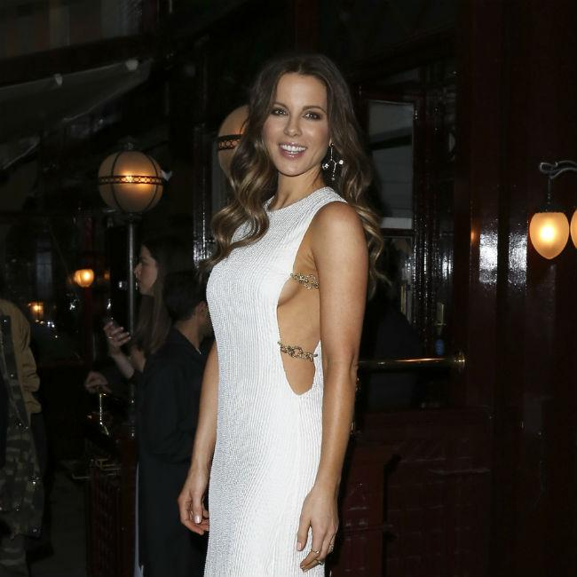 Kate Beckinsale was a 'monster' in hospital