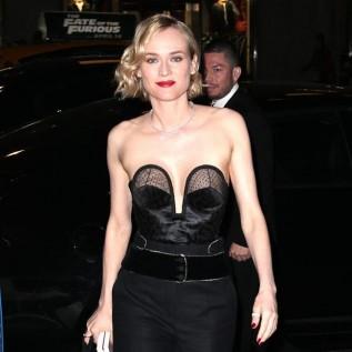 Diane Kruger dreamed of being female Bond